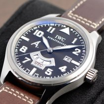 IWC Pilot White gold 44mm Brown Arabic numerals