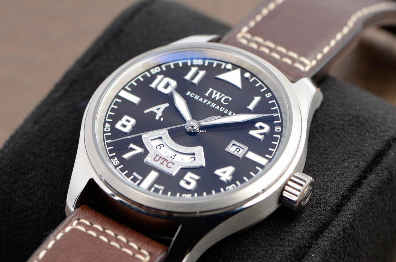 6b8215648 IWC Pilot - Todos os preços de relógios IWC Pilot na Chrono24
