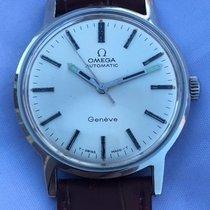 Omega Genève tweedehands 34.94mm Staal