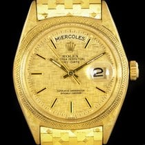 Rolex Day-Date Yellow gold 36mm Champagne No numerals United Kingdom, London