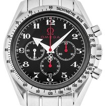 Omega Speedmaster Broad Arrow 42mm Black United States of America, California, Los Angeles