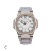 Patek Philippe Nautilus White gold 32mm White United Kingdom, London