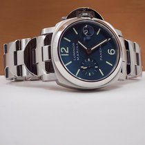 Panerai pre-owned Automatic 40mm Blue Sapphire Glass 30 ATM
