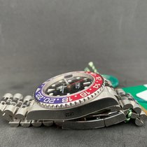 Rolex Steel 40mm Automatic 126710BLRO new