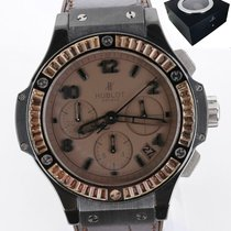 Hublot Big Bang Tutti Frutti Ceramic 41mm Brown Arabic numerals