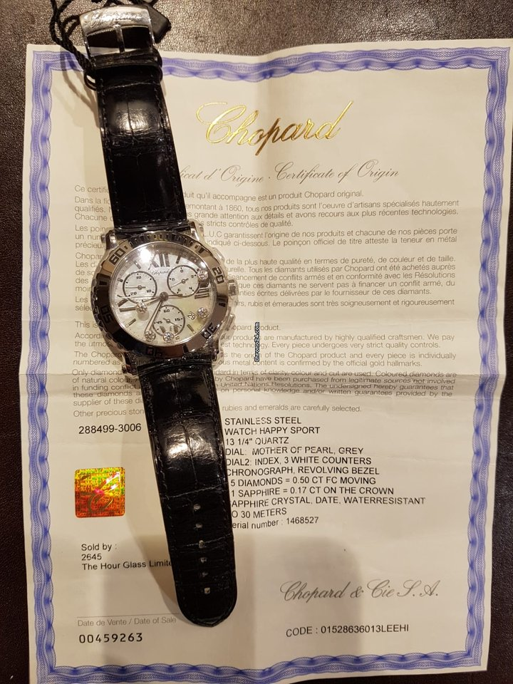 55ad4b0d29fe3 All Prices for Chopard Watches | Chrono24.co.uk