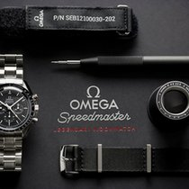 Omega Speedmaster Professional Moonwatch Steel 42mm Black No numerals UAE, Dubai