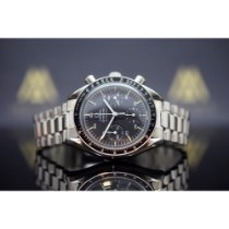 Omega Speedmaster Reduced Zeljezo 39mm Crn