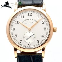 A. Lange & Söhne 1815 Rose gold 36mm Silver United States of America, California, Los Angeles