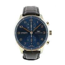IWC Portuguese Chronograph IW371491 nouveau