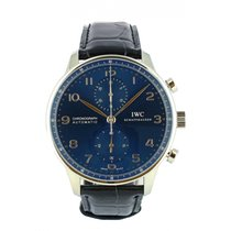 IWC Portuguese Chronograph IW371491 new