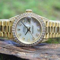 Rolex Lady-Datejust 69158 / Code: 5852