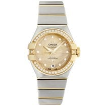 Omega Constellation Ladies Gold/Steel 27mm Gold Canada, Vancouver