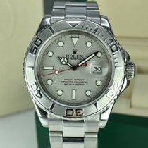 Rolex Yacht-Master 40 Steel 40mm Silver No numerals United States of America, Florida, Miami