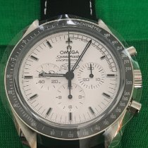 Omega Speedmaster Professional Moonwatch Steel 42mm White No numerals United States of America, Florida, Leesburg