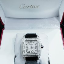 Cartier Santos 100 2656 2012 rabljen