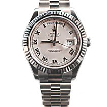 Rolex Day-Date II White gold 41mm White South Africa, Johannesburg