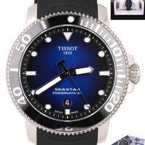 Tissot Steel 43mm Automatic T120.407.17.041.00 pre-owned United States of America, New York, Lynbrook