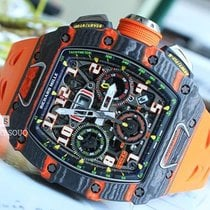 Richard Mille RM 011 RM11-03 New Carbon Automatic