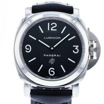 Panerai Luminor Base Logo PAM 000 2010 pre-owned