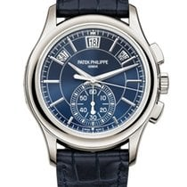 Patek Philippe Annual Calendar Chronograph 5905P-001 2017 pre-owned