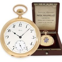 Patek Philippe Minute Repeater Aur galben 51mm