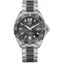 TAG Heuer Formula 1 Calibre 5 Steel 43mm Grey Arabic numerals United States of America, Pennsylvania, Holland