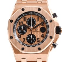 Audemars Piguet Rose gold Automatic Royal Oak Offshore new