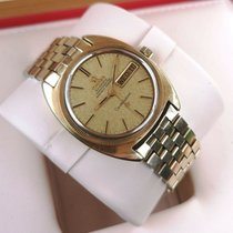 Omega Yellow gold 35mm Automatic 32587894 pre-owned