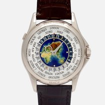 Patek Philippe World Time White gold 36mm