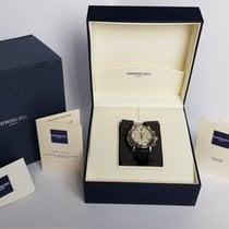 Raymond Weil Chronograaf 41mm Automatisch 2000 tweedehands Parsifal Wit
