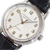 蒂凡尼 Automatic Stainless Steel Men's Watch CT60