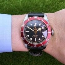 Tudor Black Bay Heritage Stahl 79220R
