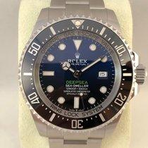 Rolex Sea-Dweller Deepsea D-Blue James Cameron Edition ( New/EU )