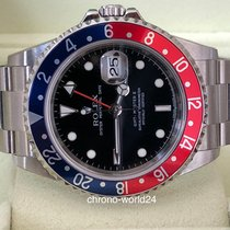 Rolex GMT-Master II 16710 BLRO NOS/Sultan of Oman Rectangular Z1.