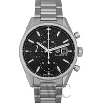 TAG Heuer CBK2110.BA0715 Steel Carrera Calibre 16 new