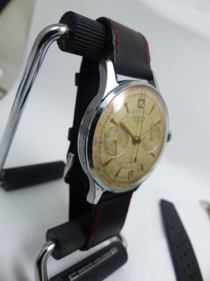 Poljot 1.M.C.Z. STRELA 1960 za Kč 14 000 k prodeji od Soukromý prodejce na  Chrono24 8b4d9b27fe