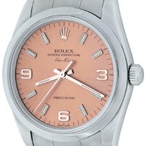 Rolex Air King Precision pre-owned 33mm Steel