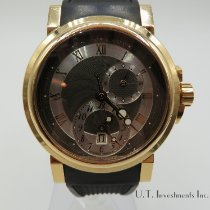 Breguet Rose gold 42mm Automatic 5857br/z2/5zu pre-owned