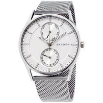 Skagen Steel 40mm Quartz SKW1065 new