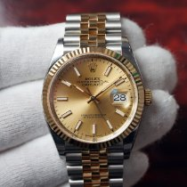 Rolex Gold/Steel 36mm Automatic 126233 new