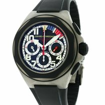 Girard Perregaux Laureato Steel 46mm Black United States of America, Florida, Sarasota