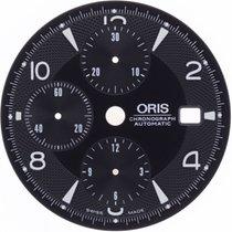 Oris Divers Titan Steel 33.5mm Black Arabic numerals