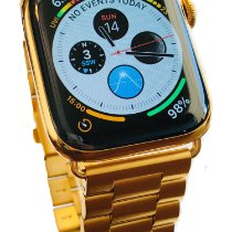 Apple new Automatic Gold/Steel