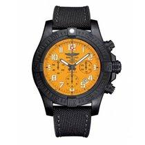 Breitling Avenger Hurricane 45mm Black Arabic numerals