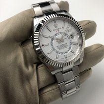 Rolex Sky-Dweller Steel 42mm