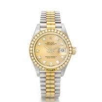 Rolex Gelbgold Automatik 69149