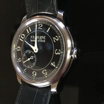 F.P.Journe Souveraine Tantalum 39mm Blue Arabic numerals United States of America, California, Beverly Hills