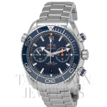 Omega Seamaster Planet Ocean Chronograph 215.30.46.51.03.001 2019 pre-owned