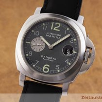 Panerai Luminor Marina Automatic Zeljezo 44mm Srebro
